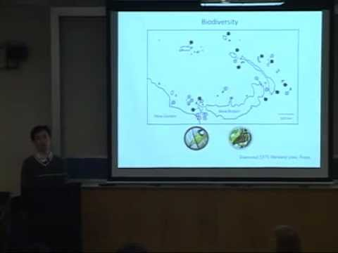 """Tadashi Fukami: """"Historical Contingency in Ecological Community Assembly"""""""