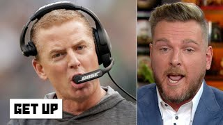 Pat McAfee: Jason Garrett has lost the Cowboys and 'there's something nasty brewing' | Get Up