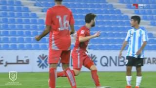 الأهداف   رديف لخويا 2 - 1 رديف الوكرة   Qatar Gas League 16/17