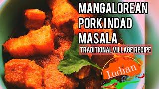 How To Make Mangalorean Pork Indad (with Recipe)✔
