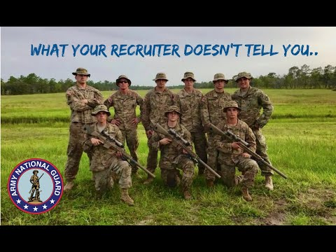 Watch This Before Taking The Army Enlistment Bonus For Infantry 2020| FAQ Army National Guard