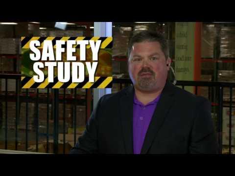 NTFB News : North Texas Food Bank Safety Video