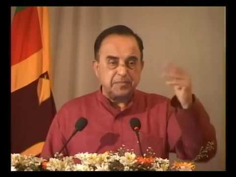 Dr Subramanian Swamy speech during Sri Lanka Defence Seminar in Colombo