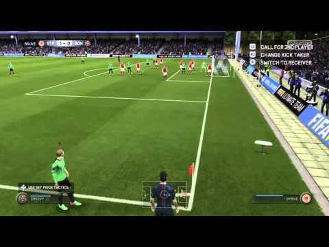 "FIFA Derbys #16 Irland: Bohemian F.C. - St Patrick's Athletic (""City Derby"") [PS4] [720p]"