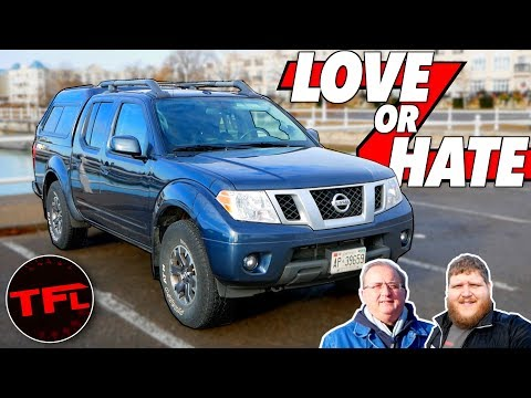This 2018 Nissan Frontier Pro-4X Is A Solid Truck With A BIG Issue - Dude, I Love (or Hate) My Ride!
