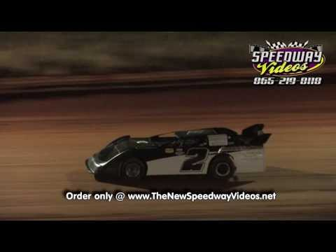 Tri County Racetrack Crate Late Model Qualifing 4-12-13