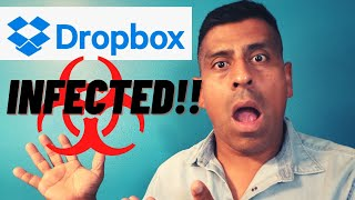 Cloud Storage not safe from ransomware? Dropbox infected and recovered! screenshot 3