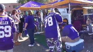 Mall of America Field / Tailgating