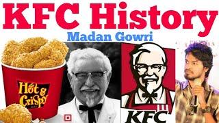 KFC History | Motivation | Madan Gowri | MG | Colonel Sanders