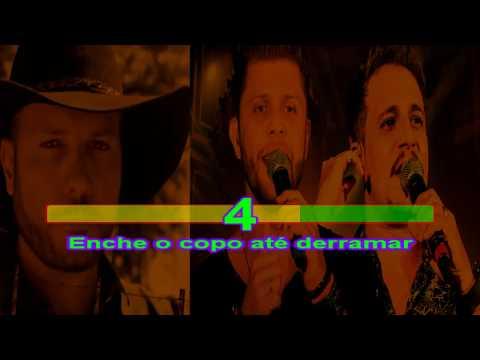 Manutti e Kid e Kenner - Mesa Doze - karaoke
