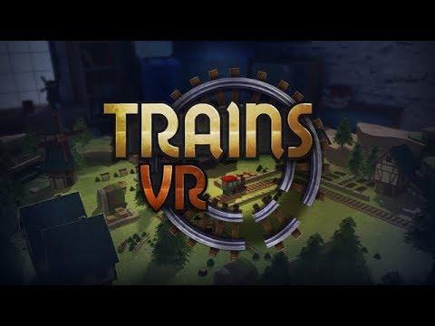 TRAINS VR  2018
