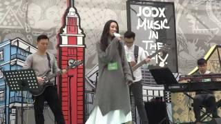 HANA菊梓喬《傻瓜的童話》《七歲》@JOOX Music in the City