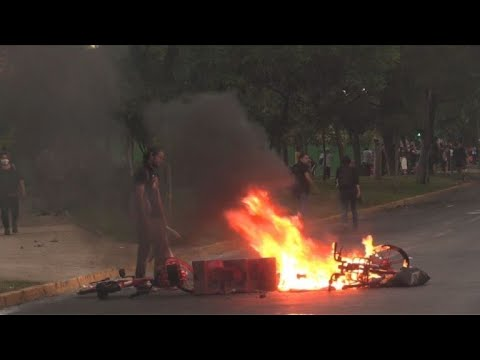 afpes: Disturbios por muerte de mapuche en operativo policial en Chile
