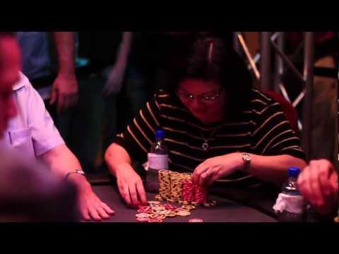 Lynn McGonagle en la Mesa Final, PHT 3