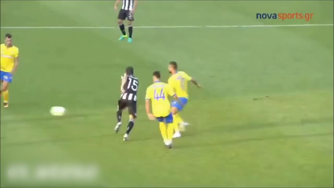 Al Ittihad'a transfer olan Rodrigues'den muhteşem goller