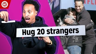 SURPRISING Strangers with Positive Pranks!