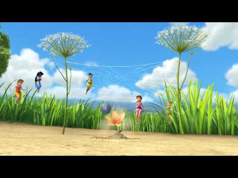 Disney Fairy Short: Volleybug