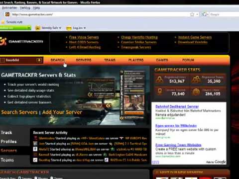 how to play cod 4 on cracked servers gametracker youtube