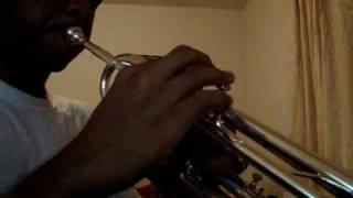 Lilium - Elfen Lied Trumpet cover