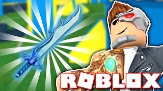 CRAFTING MY THE WATER ELEMENTAl MYTHIC KNIFE!! (Roblox Assassin)