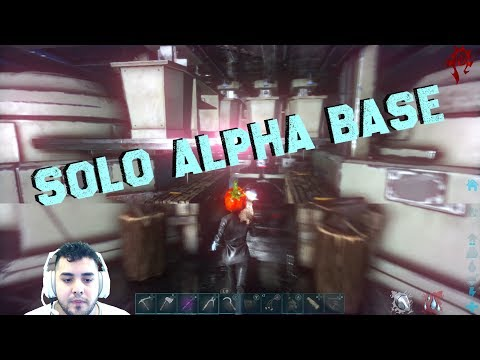 ARK OFFICIAL SERVERS SOLO PVP - THE UNDERTAKING! SERIES 🔥 EP. 14