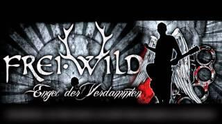 Frei.Wild - Nur Arschlöcher um mich herum + Lyrics HD