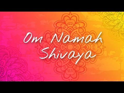 Om Namah Shivaya Chanting of Lord Shiva - 108 times | Art of Living Sacred Chants
