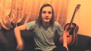 Как играть Хуй Гавно и НумаНумаЕй! | Видеоурок от Моисея Великанова (percussion guitar)