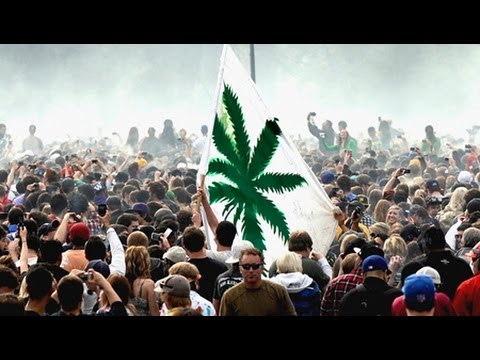 52%  of  Americans  Favor Legalization of Marijuana