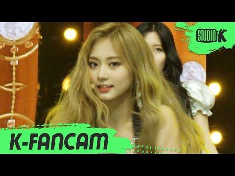 [K-Fancam] 트와이스 쯔위 직캠 'Feel Special' (TWICE TZUYU Fancam) l @MusicBank 190927