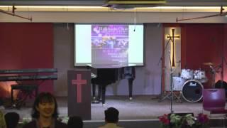 JCM Agape Netowrk 2015-09-06 主日礼拝 Sunday Service and Worship (W...