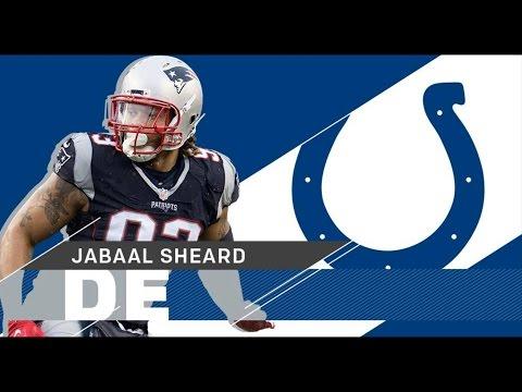 Jabaal Sheard Welcome to the Colts 2017