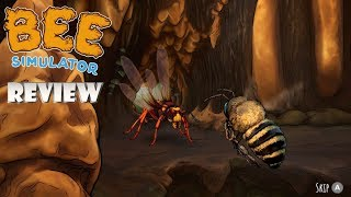 Bee Simulator (Switch) Review (Video Game Video Review)