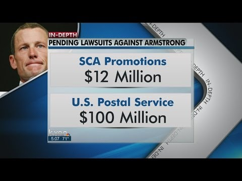 Lance Armstrong settles $3 million insurance lawsuit