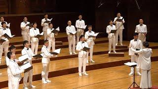 Silent Noon, Ralph Vaughan Williams-木樓合唱團 Müller Chamber Choir, 彭孟賢 Meng-Hsien PENG, Conductor