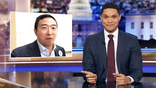 Andrew Yang on The Daily Show with Trevor Noah   April 1st 2020