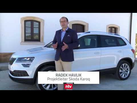 skoda karoq der yeti nachfolger youtube. Black Bedroom Furniture Sets. Home Design Ideas