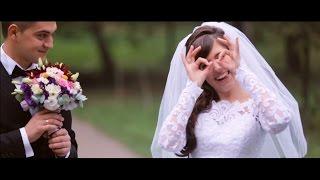 Илюша Кристина - Очень веселая свадьба)))