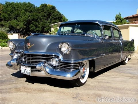 1954 Cadillac Fleetwood Sixty Special w/ Only 38k Miles - YouTube