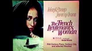 The French Lieutenant's Woman 1981 TV trailer