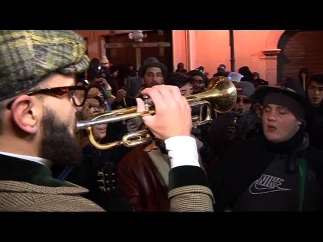 Gambatesa maitunat 31-12-2014: in piazza con Manuel Concettini