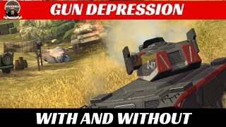 Play With Gun Depression Play Without World of Tanks Blitz