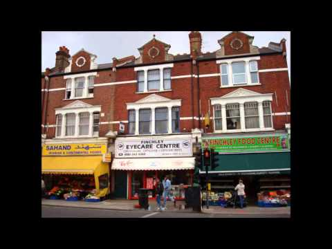 THE NEW VAUDEVILLE BAND   FINCHLEY CENTRAL