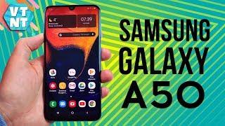 Samsung Galaxy A50 Обзор. Стоит ли покупать? 4k