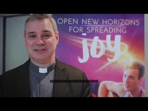 ACYF17 Formation |  Bishop Peter Comensoli