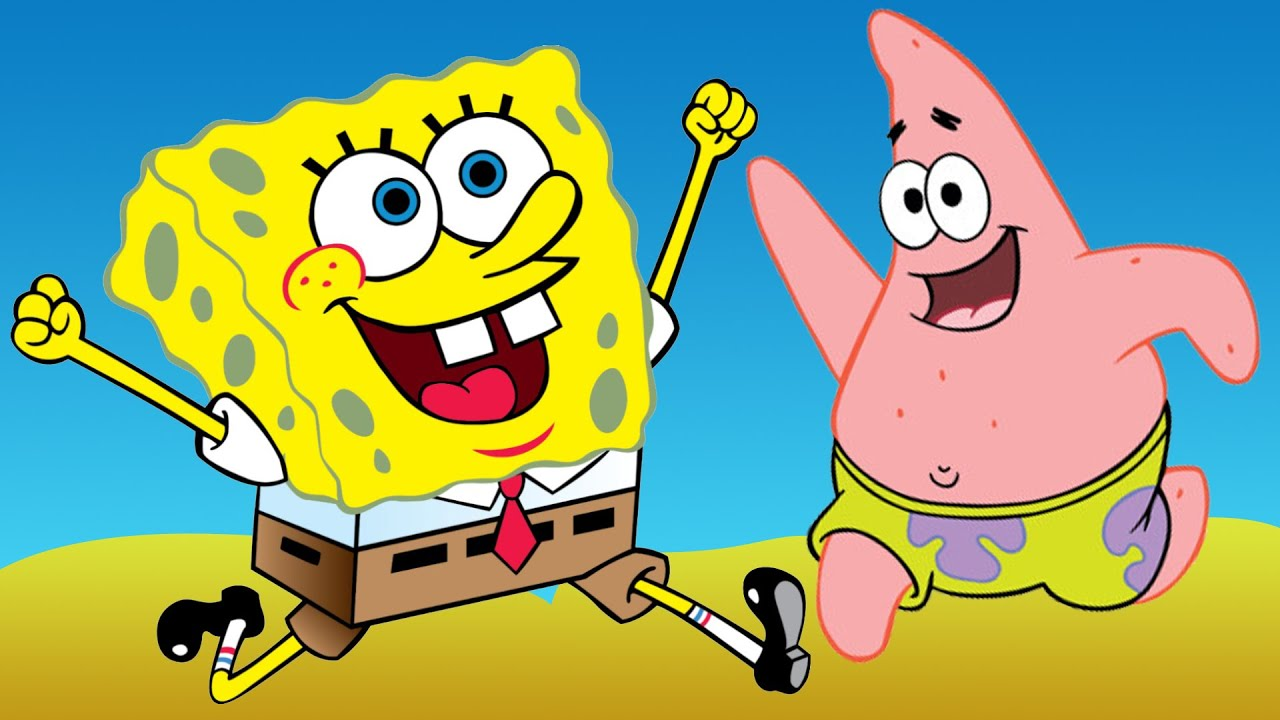 SpongeBob, Bob Esponja. Square Pants How to draw and paint. Como ...