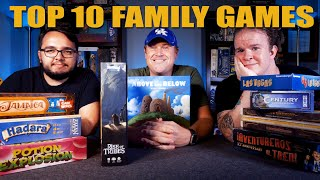 Popular Family Board Games Right Now