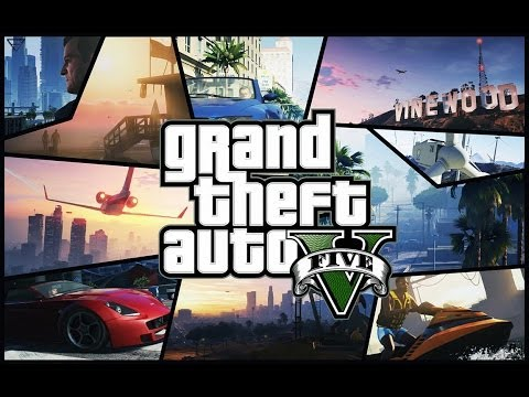 Scribblenauts Unlimited #Grand Theft Auto 5 Game Play |