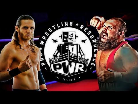 Curt Stallion vs Michael Elgin | Pro Wrestling Resurgence
