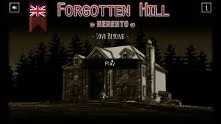 Forgotten Hill Memento Love Beyond Walkthrough Poki